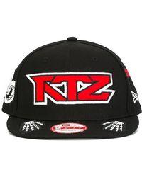 KTZ - 'fifty Patch' Cap - Lyst