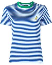 PS by Paul Smith - Dino Collection Striped T-shirt - Lyst