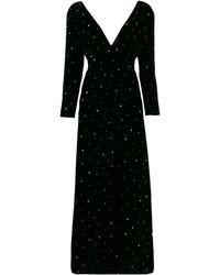 Forte Forte ベルベット ドレス - ブラック