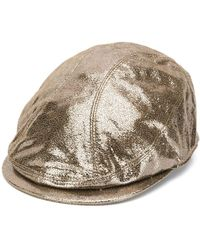 Brunello Cucinelli Flat Cap - Brown