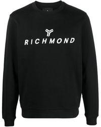 John Richmond - ロゴ スウェットシャツ - Lyst