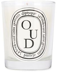 Diptyque Oud Candle - White