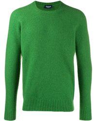Drumohr Jersey de punto - Verde