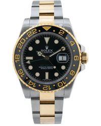 Rolex Наручные Часы Gmt Master Ii 40 Мм 2010-го Года - Черный