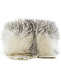 Jimmy Choo - Charley Clutch Bag - Lyst