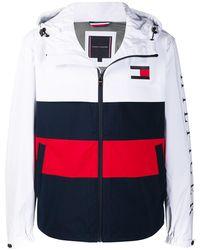 Tommy Hilfiger トラックジャケット - ホワイト