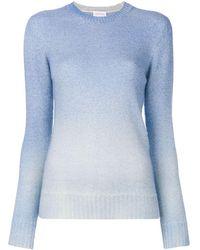 Agnona グラデーション セーター - ブルー