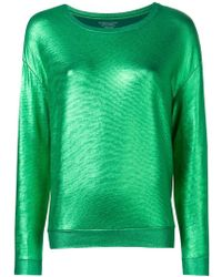 Majestic Filatures - Textured Knitted Top - Lyst