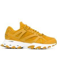 Reebok Dmx Trail Shadow Sneakers - Geel