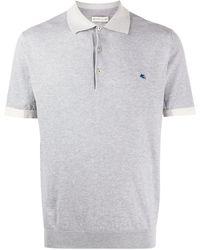 Etro - ポロシャツ - Lyst