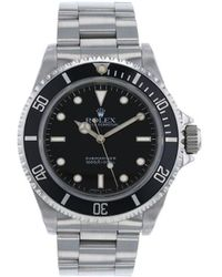 Rolex 1997 Pre-owned Submariner 40mm - Black