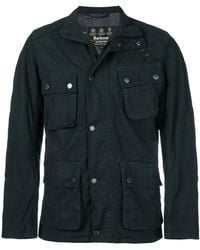 Barbour - Military Style Jacket - Lyst