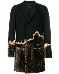 Haider Ackermann - Leopard-print Coat - Lyst
