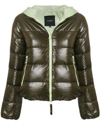 Duvetica - Zipped Padded Jacket - Lyst