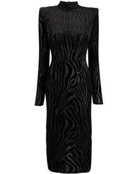 Alex Perry Hadley ドレス - ブラック