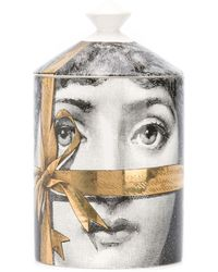 Fornasetti Scented Candle - White