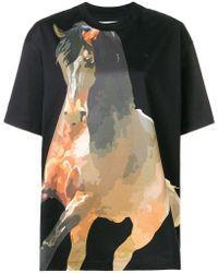 Marques'Almeida - Printed T-shirt - Lyst