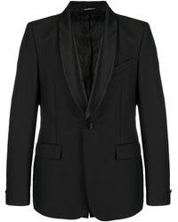 Givenchy Однобортный Пиджак - Черный