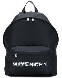 Givenchy Faded Logo Backpack