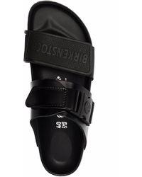 Rick Owens X Birkenstock Touch-strap Sandals - Black