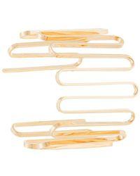 Uncommon Matters - Wave Cuff Bracelet - Lyst