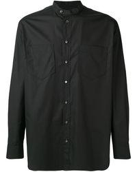 Dolce & Gabbana オーバーサイズ シャツ - ブラック