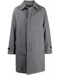 MSGM シングルコート - ブラック