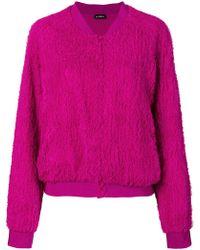 La Perla - Textured Buttoned Sweater - Lyst