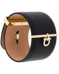Ferragamo   Gancio Cuff Bracelet   Lyst