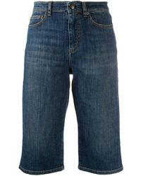 Zadig & Voltaire Knee-length Shorts - Blue