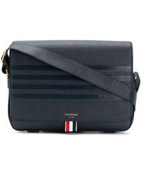 Thom Browne - 4bar エンボス リポーターバッグ - Lyst