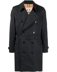 Burberry Trenchcoat - Blauw