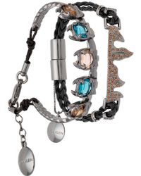 Camila Klein - 2 Pieces Leather Bracelet - Lyst