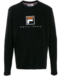 Fila - ロゴ スウェットシャツ - Lyst