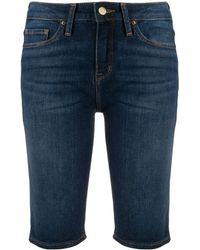 Tommy Hilfiger Shorts al ginocchio - Blu