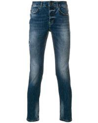 Frankie Morello - Ukdah Skinny Jeans - Lyst