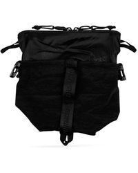 Supreme ロゴ クラッチバッグ - ブラック