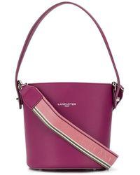 Lancaster Shoulder Bucket Bag - Pink