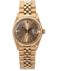 Rolex Orologio Oyster Perpetual Datejust 36mm 1972 Pre-owned - Metallizzato