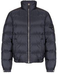 Prada - Shell Puffer Jacket - Lyst