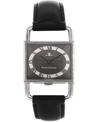 Jaeger-lecoultre 1970 Pre-owned Etrier 23mm - Gray