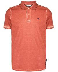 Seventy - リブカラー ポロシャツ - Lyst