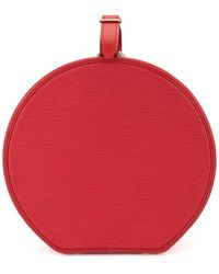Louis Vuitton Коробка Для Шляпы Boite Chapeaux 30 Pre-owned - Красный