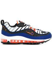 Nike Air Max 97 Trainers - Blue