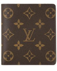 Louis Vuitton Portafoglio bi-fold Pre-owned 2006 - Marrone