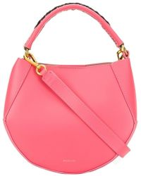 cc73e3186dc2 Prada Double Medium Bag in Yellow - Save 5% - Lyst