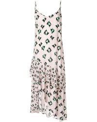 Suboo On The Fly Midi Slip Dress - Pink