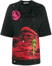 Christopher Kane - Mountain Lady Tシャツ - Lyst