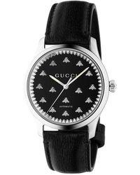 Gucci G-timeless Horloge - Zwart