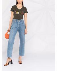 Liu Jo - ロゴ Tシャツ - Lyst